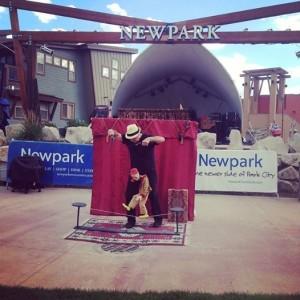 New Park Show  2014